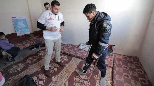 Layanan Kesehatan ACT Sapa Gaza di Awal Tahun