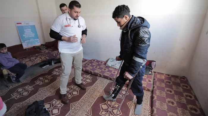 Relawan ACT Palestina