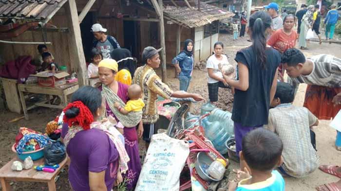 Banjir Bandang di Tanggamus