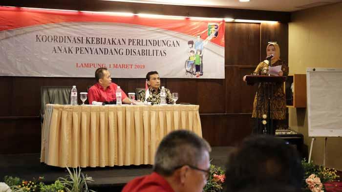 Dinas PPPA Provinsi Lampung