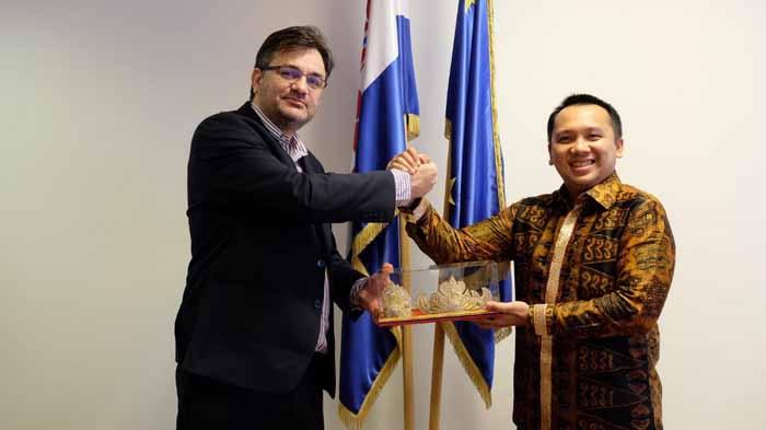 Pemprov Lampung Jalin Kerjasama Sektor Pendidikan dengan Negara Kroasia