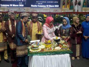 HUT Provinsi Lampung ke-55