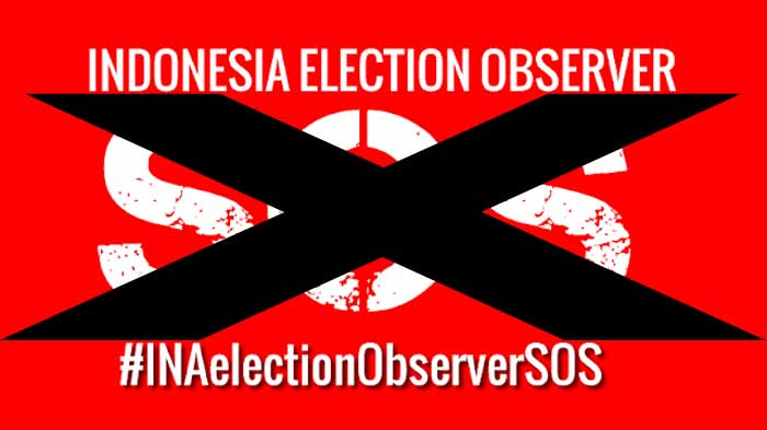 INA Election Observer SOS