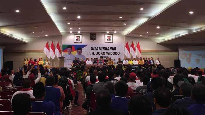 Sambut Kunjungan Jokowi ke Gorontalo, Keluarga Uno Deklarasi Dukungan
