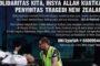 Warga Bandar Lampung Gelar Salat Gaib Untuk Korban Teror di Selandia Baru