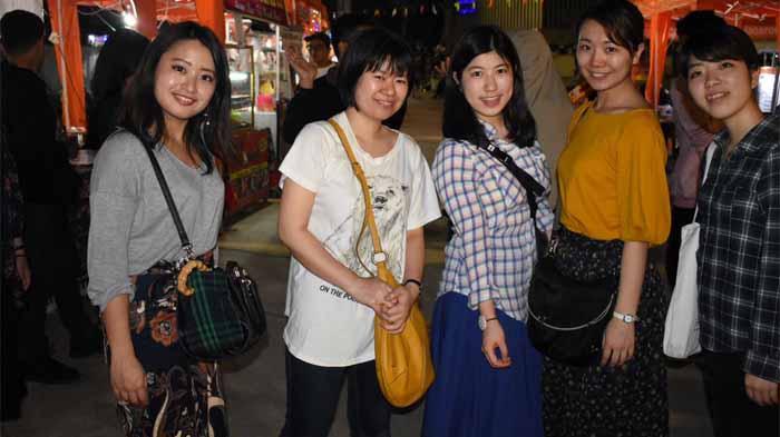 Lalang Waya Market Season 2 Digelar, Ini Komentar Pengunjung dari Jepang
