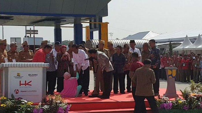 Klaim Ganti Untung Pembebasan Lahan Oleh Jokowi 'Dibantah' Warga Lampung