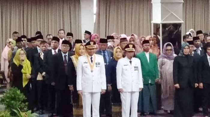 Pelantikan Bupati Lampung Utara