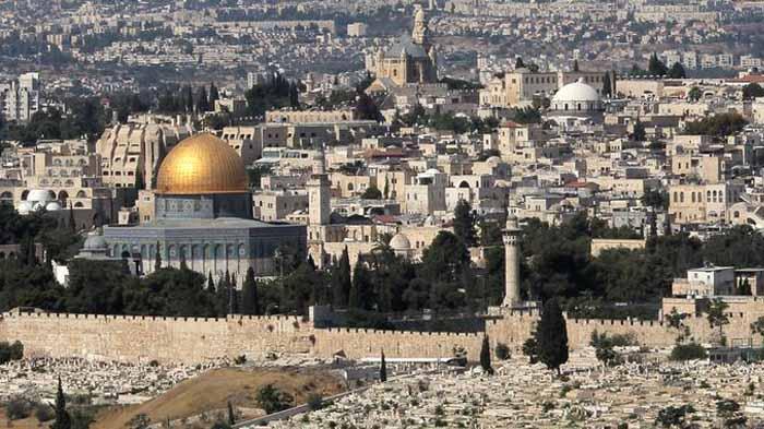 Pemerintah AS Tutup Konsulat di Yerusalem, Ini Kekhawatiran Warga Palestina