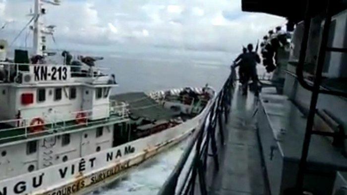 Saling Klaim Wilayah, Indonesia-Vietnam Kembali Memanas