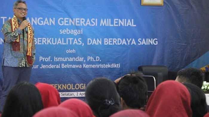 Prof Ismunandar