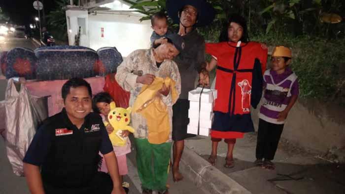 Baju Lebaran ACT Lampung