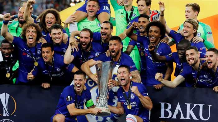 Chelsea Juara Liga Europa