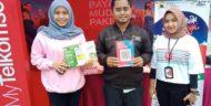 ACT Lampung Hadir di Acara Food Festival Link Aja