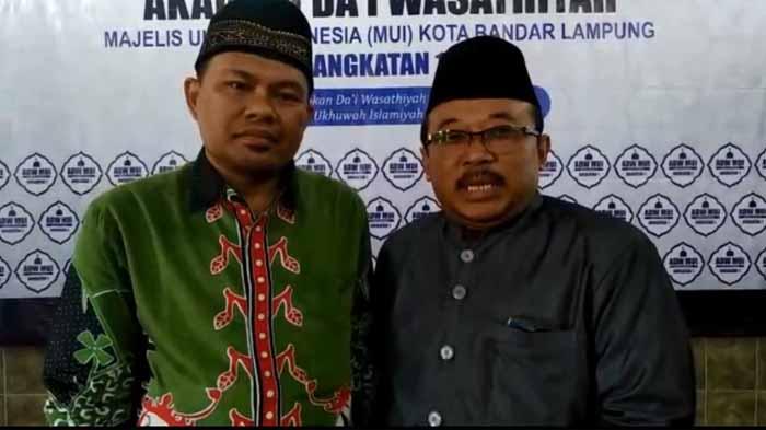 Ketua MUI Bandar Lampung Amirudin