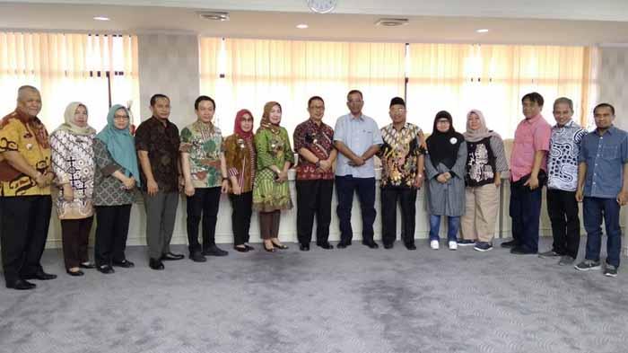 Kunker Banggar DPRD DKI Jakarta