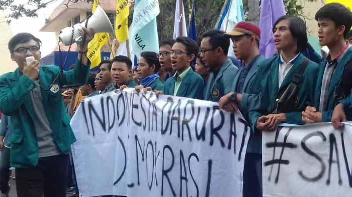 Mahasiswa Lampung