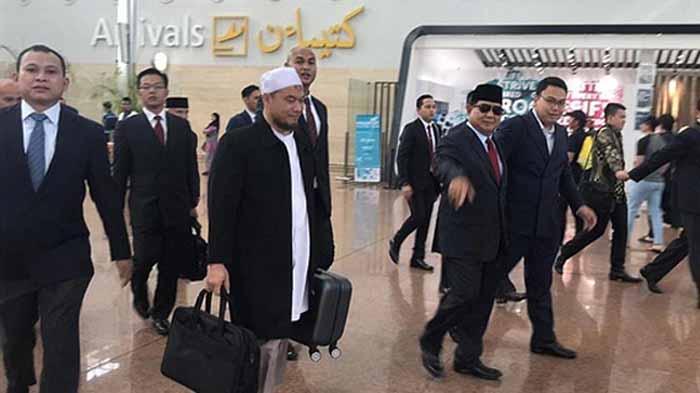 Prabowo ke Brunei