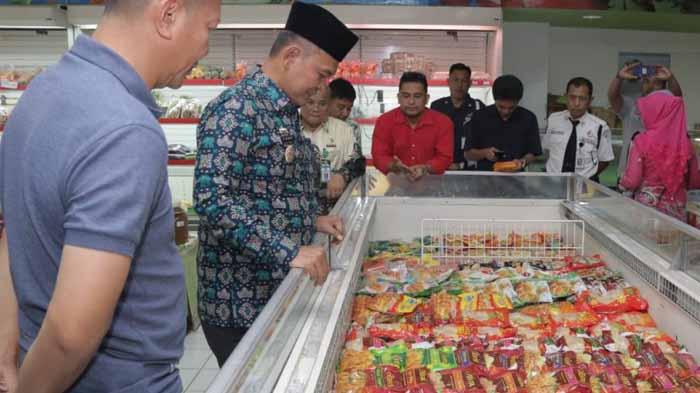 Pringsewu Sidak Pasar