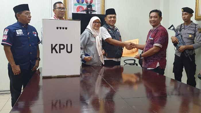 Rapat Pleno KPU Lampung Tengah