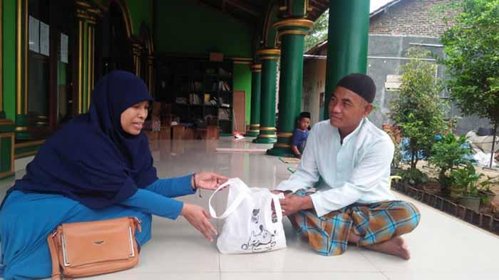 Relawan Global Zakat - ACT Lampung