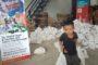 LinkAja – ACT Lampung Bagikan 2.000 Paket Sembako Murah