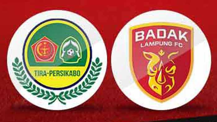 Tira Persikabo vs Badak Lampung FC