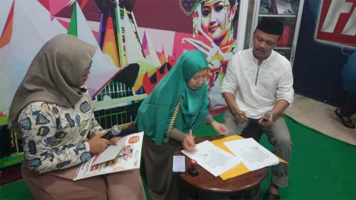 ACT Lampung Gandeng Media