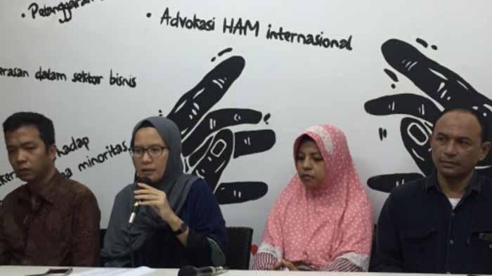 Anaknya Disiksa Pasca-aksi 22 Mei, Dari Lampung Orang Tua Mengadu ke KontraS