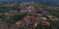 Narasi Rezim Jokowi 'Tutupi' Dugaan Pelanggaran HAM di Sektor Batu Bara
