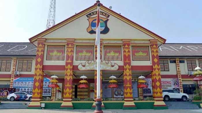 Markas Polda Lampung