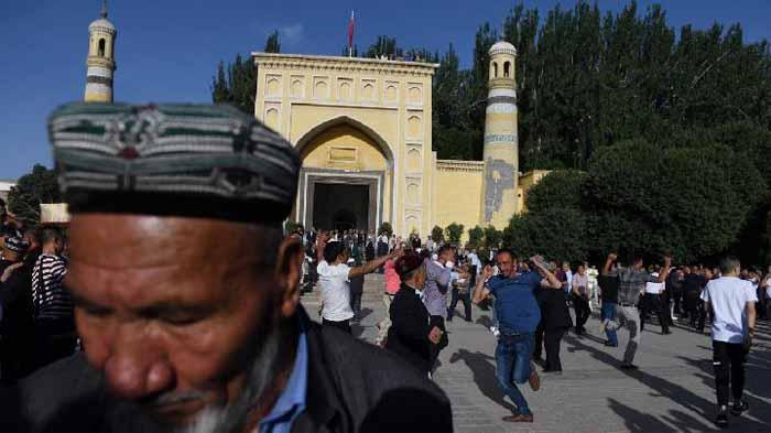 Menakutkan, Begini Kondisi Muslim Uighur China Rayakan Idul Fitri