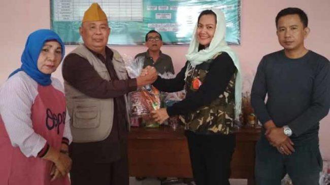 Veteran Lampung Terima Paket Lebaran