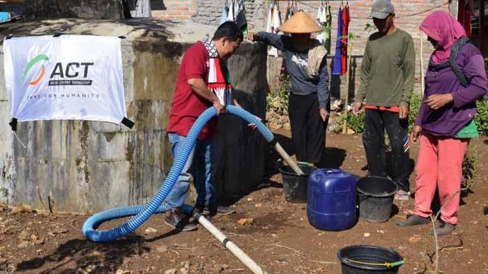 ACT Atasi Krisis Air Bersih