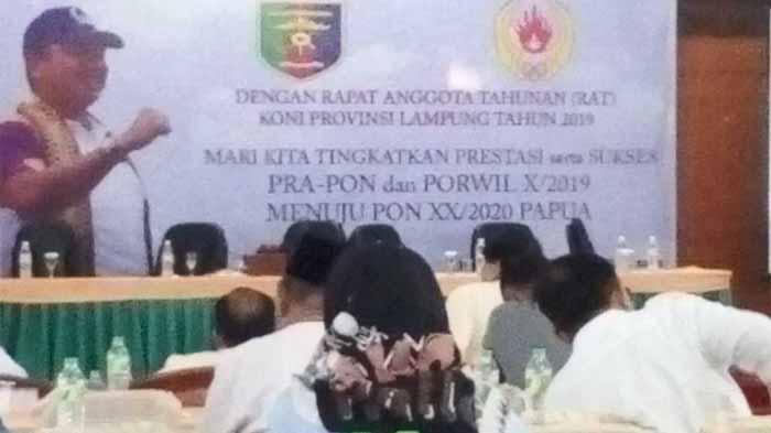 KONI Lampung