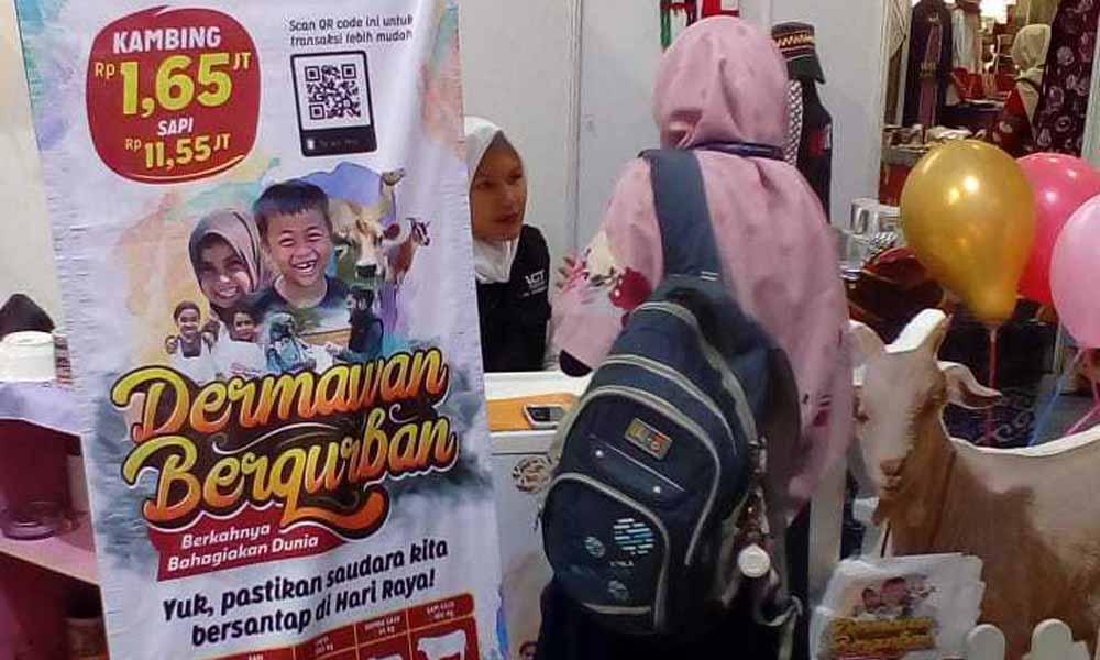 Lampung Berkurban