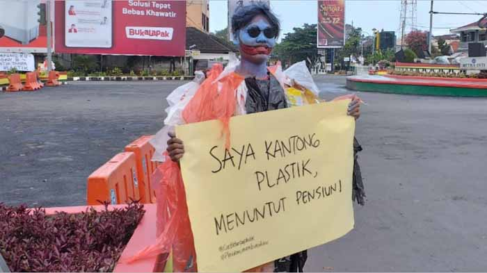 Masalah Kantong Plastik