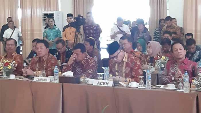 Rakorgub se-Sumatera