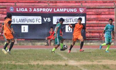 SS Lampung FC vs Persituba