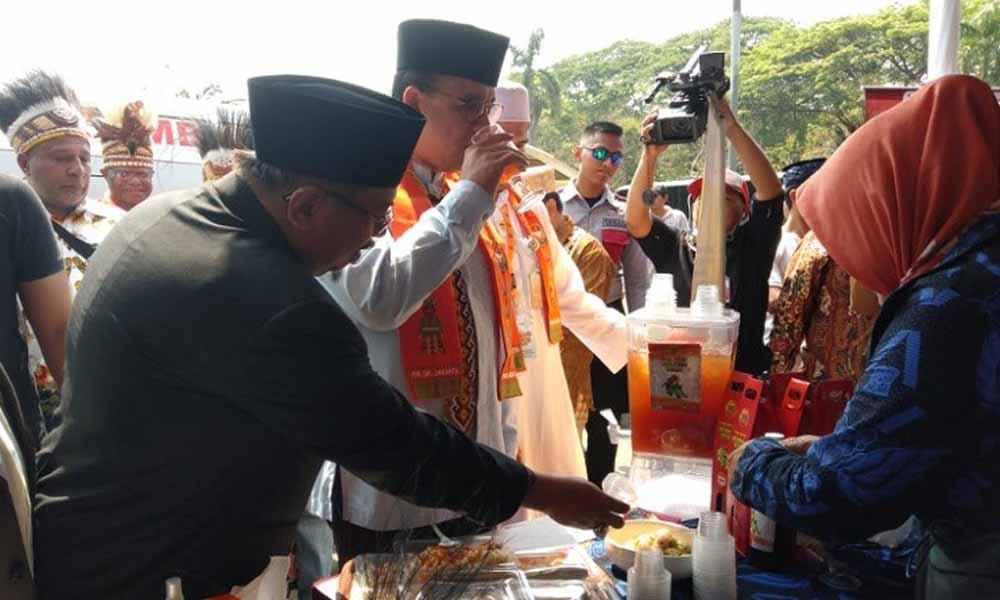 Festival Kuliner Etnik Nusantara