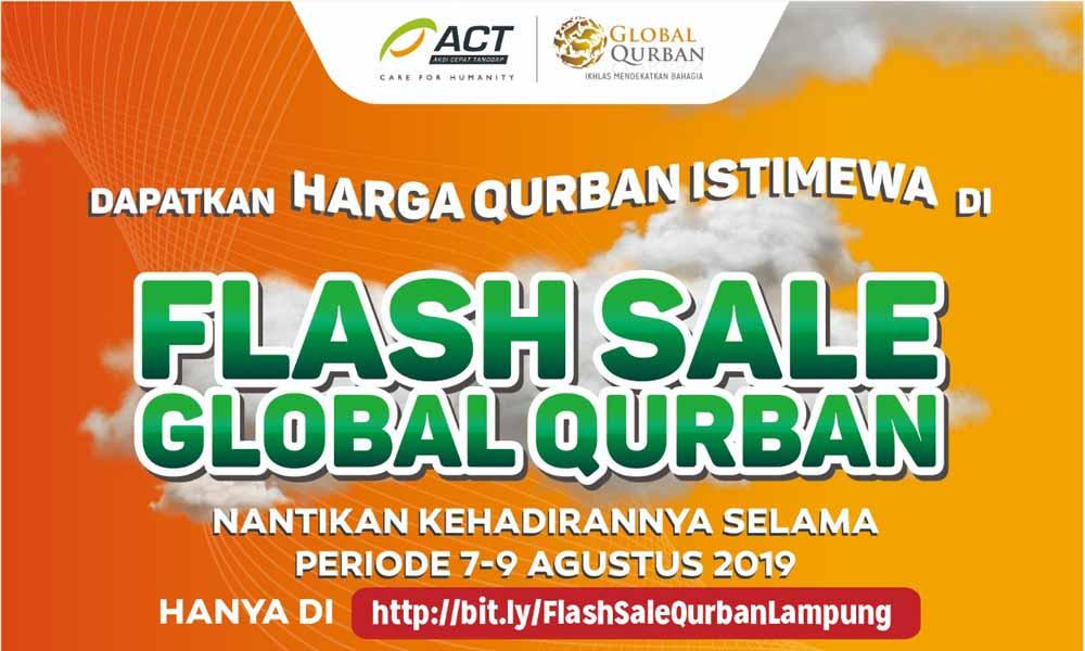 Global Qurban ACT Lampung