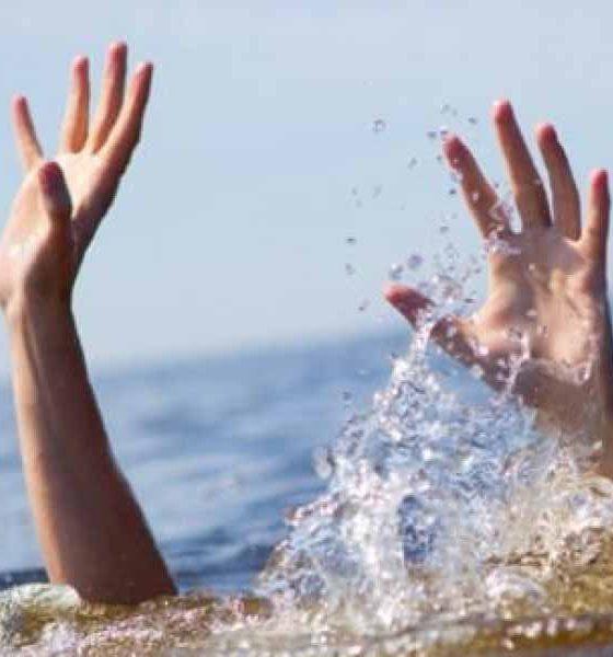 Tenggelam di Pantai