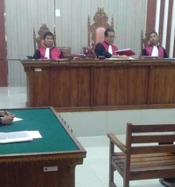 Ajudan Bupati Lampung Utara