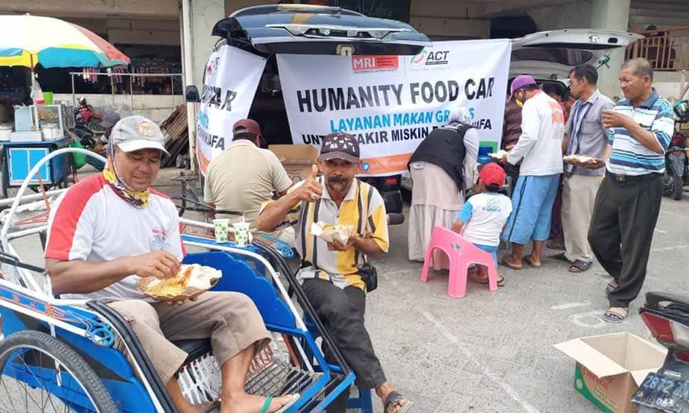 Humanity Food Car
