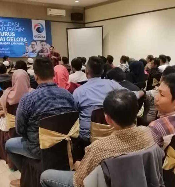 Partai Gelora Bandar Lampung