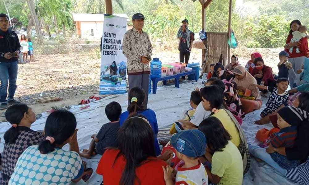 Bengkel Gizi ACT Lampung
