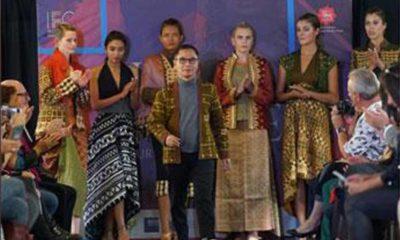 Fashion Show Tapis Lampung