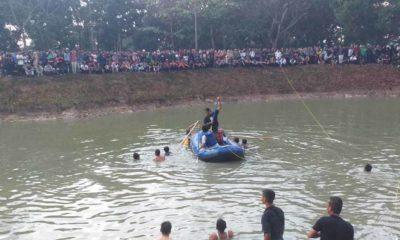 Mahasiswa Tenggelam di Embung UIN
