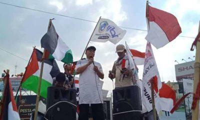 Aksi Peduli Palestina