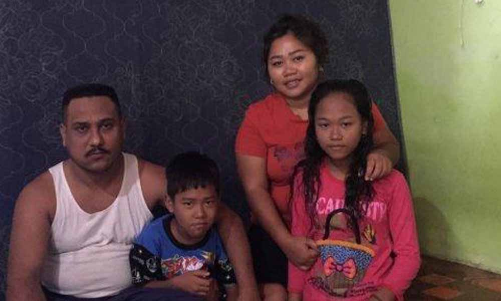 Istri Pengungsi Rohingya